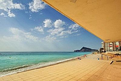 Appartement sur la plage à Altea